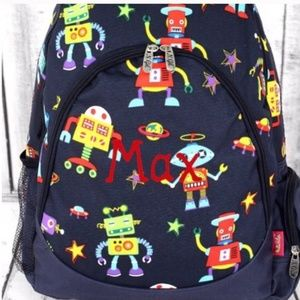 Emmie's Love Accessories - NWTS Robot Backpack CLOSING TODAY